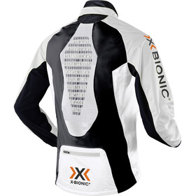 X-Bionic SphereWind Running Jacket Men White/Black